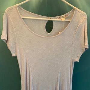 Babydoll shirt. Women's or Juniors.